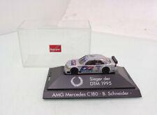 Herpa 1:87 H0 AMG Mercedes C180 B. Schneider DTM 1995 neuwertig OVP (HS780)