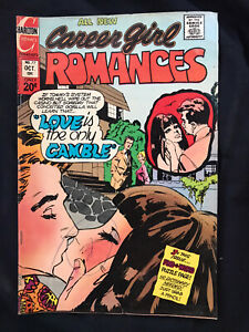 Charlton Comics Career Girl Romances No. 77 1973 Comic