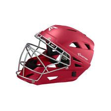 *Easton M7 A165319Rd Catchers Helmet Grip L Red