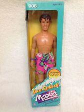 Maxie -Sun Splash - Rob - Color Change Sunglasses - w/ Original Box -1989 Hasbro