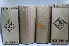RGN2004 TELEFUNKEN tube PAIR NOS NIB RECTIFIER rgn4004 rgn2504 re604 klangfilm