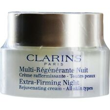 Clarins New Extra-Firming Night Rejuvenating Cream - All Skin Types --50Ml/1.7oz