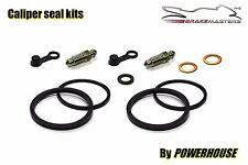 Suzuki GSXR600 GSXR750 GSXR 600 750 K4-K5 Trasero Nissin Caliper Seal Kit De Reparación