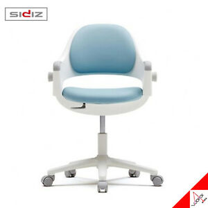 SIDIZ RINGO Junior Student Computer Adjustable Chair Backrest PU/Blue-Authentic