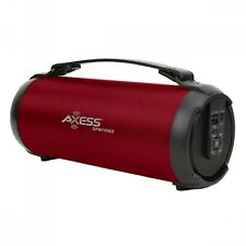 Axess1053 Clear Sound Bluetooth Speaker W/ TWS Func. & USB, SD, FM Radio,Aux Inp