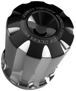 Arlen Ness Re-Usable Billet Oil Filter Reusable Deep Cut Black 03-461