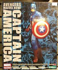 Marvel | Kotobukiya | Avengers | Captain America | Pre-Owned | Ships Fast