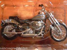 *Rewards Center Maisto 2001 Harley Davidson FXST Softail Die Cast Motorcycle