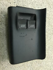 AUDI A4 B5 EARLY MASTER WINDOW SWITCH 1995-1999 8D2959516 2 BUTTON TYPE 2 ELEC/W