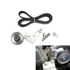 New Adjustable Ep3 Idler Pulley With Belt Kit Set Fit For Most K20 And K24 Engines