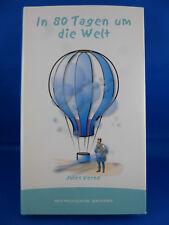 IN 80 Tagen um die Welt von Jules Verne / Neue Westfälische Bibliothek Bd.  8