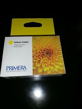 Primera 53603 Yellow Ink Cartridge for Primera Bravo 4100 Series Printers