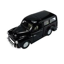 Saico - 1:26 Morris Traveller Die-cast Model - Black