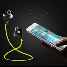 Wireless Bluetooth Headphone Handfree Sport Stereo Headset For iPhone 7 Samsung