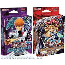 Yu-Gi-Oh! 2 Starter Decks: Yugi And Kaiba Reloaded : Cards + Game Mat + No Boxes