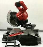 "Milwaukee 2733-20 M18 FUEL 7-1/4"" Dual Bevel Sliding Compound Miter Saw GL027"