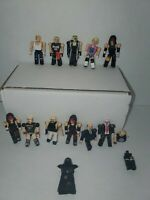 WWE Stackdown Figures Lot Many RARE Figures