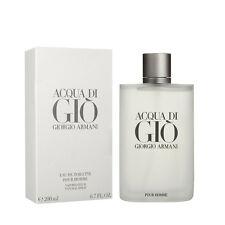 Giorgio Armani Acqua di Gio per Uomo 200 ml Eau de Toilette Spray