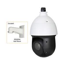 Dahua SD49412T-HN 4MP POE 12x Optical Zoom Starlight IR PTZ Network Dome Camera