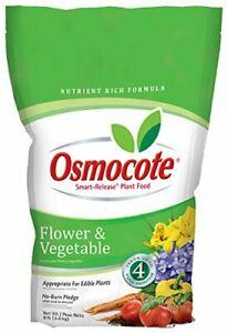 Osmocote Smart-Release Plant Food Flower & Vegetable 8 lb