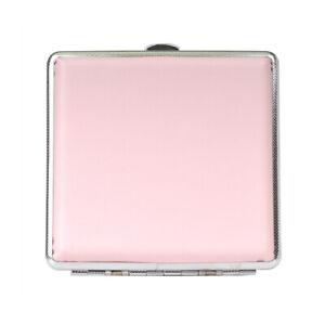 Cigarette Case Ladies Case Pink 20 Cigarettes  Elegant And Slim Cigarette sa