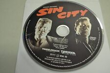 Sin City (DVD, 2006)Disc Only Free Shipping 18-1