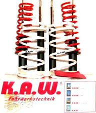 Sportfahrwerk mit KAW -Federn passend für AUDI 100 200 A6 Typ C4 + Avant 55/35mm