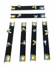 Six (6) Magnetic License Plate Holders, Magnet, Tag, Plate, Test Drive, Dealer