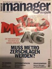 Manager Magazin - Ausgabe Mai 2006 - 05/2006