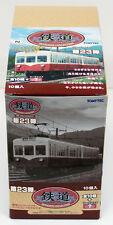 Tomytec The Tetsudou Collection Series No.23 1 carton (10 trains) 1/150 N scale