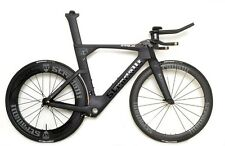 STRADALLI CARBON TTR-8 TRIATHLON TIME TRIAL BIKE BICYCLE CHASSIS EXTRA LARGE 58
