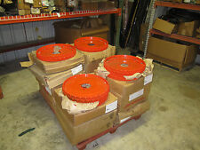 """Jacobsen Pullframe Fairway  Set of 10 - 18"""" Steel  Wheels # 070087"""