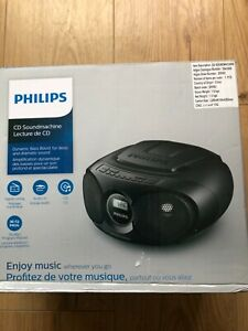Phillips AZ215B CD Sound Machine Boombox