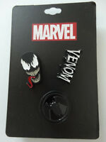Venom Marvel Comics Lapel 3 Pin Set