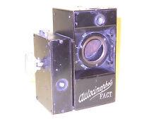 F.A.C.T. Autocinephot - Antique Multipurpose 35mm Camera - Extremely Rare!