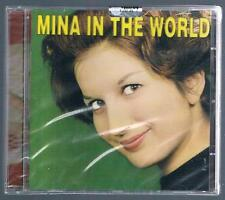 MINA IN THE WORLD  CD F.C.   SIGILLATO!!!