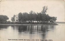 Elbow Lake MN~Homne @ Point Comfort, Pomme De Terre (Potato Lake)~1908