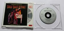 """Jerry Lee Lewis-Great Balls of Fire - 3"""" MINI CD inch Breathless"""
