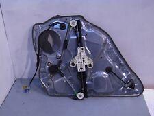 02-2009 VW POLO 9N (PRE FACELIFT) 5 DOOR DRIVERS REAR MANUAL WINDOW REGUALATOR