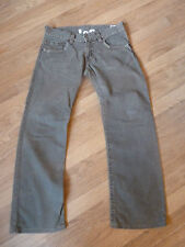 mens ARMANI distressed style jeans - size 32/31 great condition
