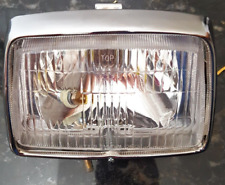 Square headlight assembly for Honda cub C50 C70 C90 12v