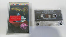 CROWED HOUSE THE VERY BEST CINTA TAPE CASSETTE CAPITOL 1996 HOLLAND EDITION
