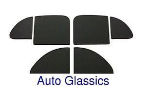 1952 1953 1954 Ford Mainline Customline 2 Door Sedan Side Glass Classic Windows