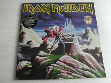 IRON MAIDEN  RUNNING FREE RUN TO THE HILLS SANCTUARY 2 X 12""