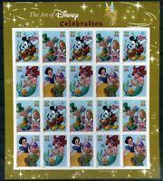USA Folienbogen MiNr. 3940-43 postfrisch MNH Walt Disney (GF15053