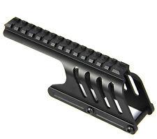 12 GA Remington 870 Compatible Saddle Weaver Picatinny Rail Mount