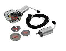 SCARICO Elettrico Controllo Sportelli regolabili Sport Connettore 60mm + INTERRUTTORE