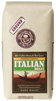 The Coffee Bean & Tea Leaf Hand-Roasted Italian Roast Ground Coffee, 12 oz Bag