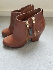 womens ankle boots wide fit size 9 uk