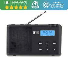 More details for ocean digital dab dk23 portable dab radio with rechargeable battery